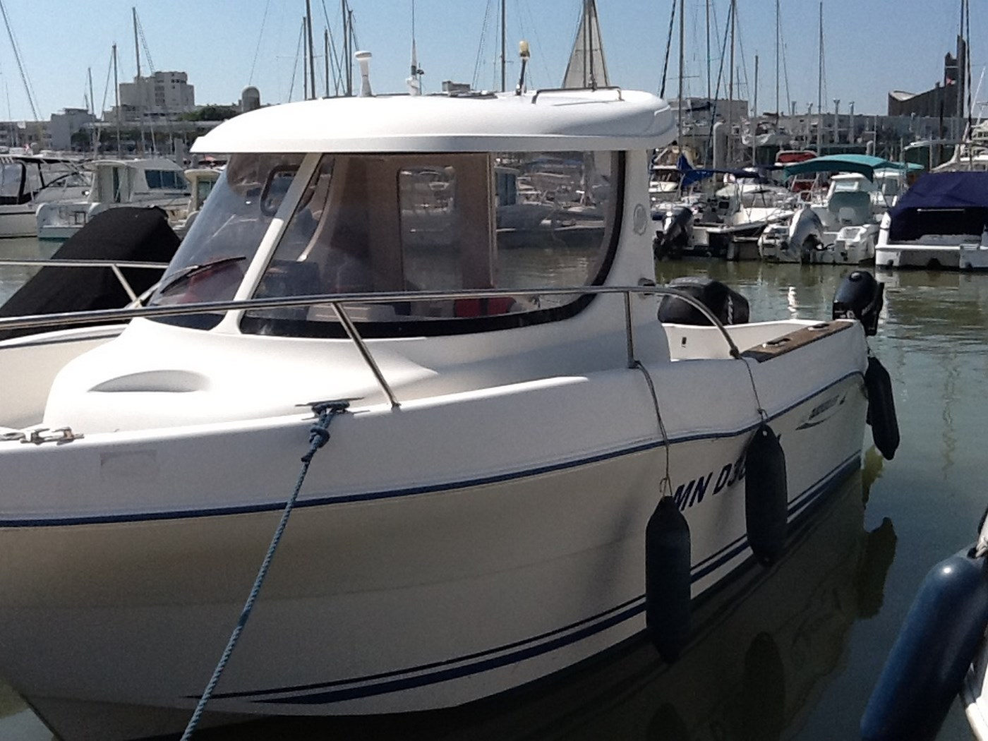 QUICKSILVER 640 PILOT HOUSE
